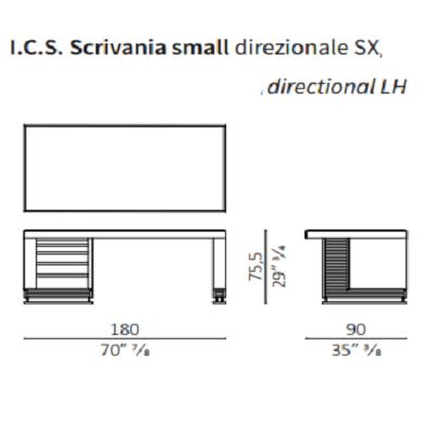 Small directional LH