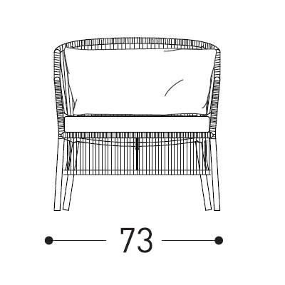 Seat/Backrest Cushions