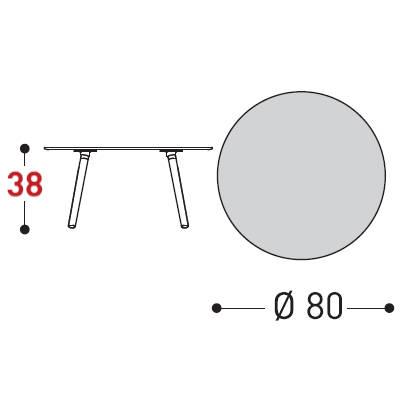 80xh.38cm