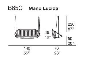 B65C mano lucida