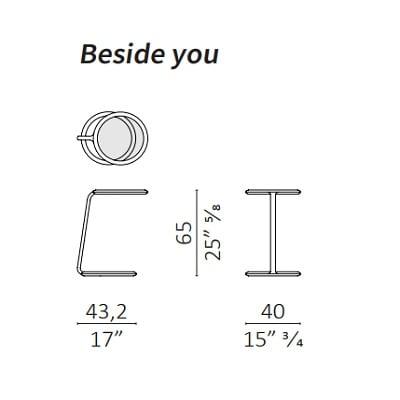 65 cm