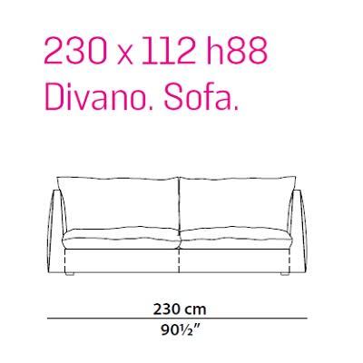 230 cm