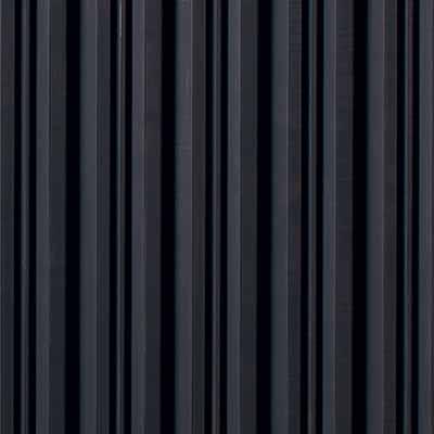 Black aniline dyed maple