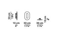 30 cm x 10 cm h50 - +€455.00