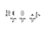 18 cm x 10 cm h30 - +€339.99
