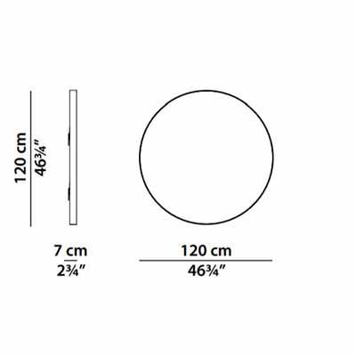 3| Ø120 h7 cm