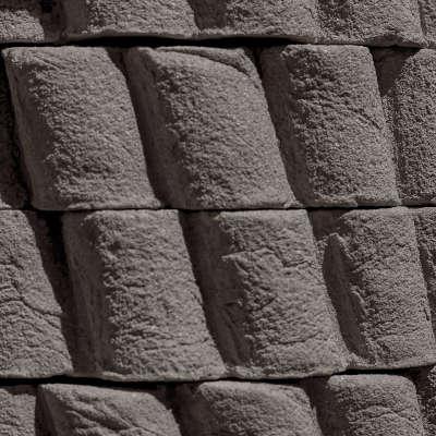 Grey baked clay