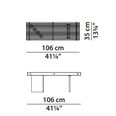 106cm