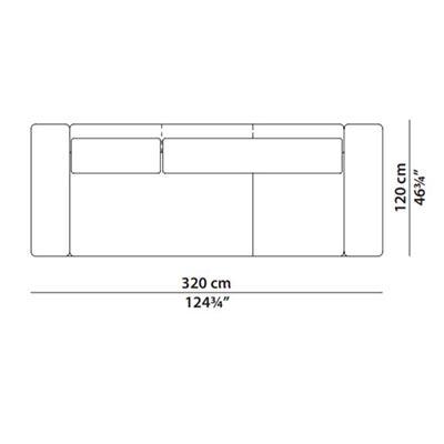 Linear 320cm