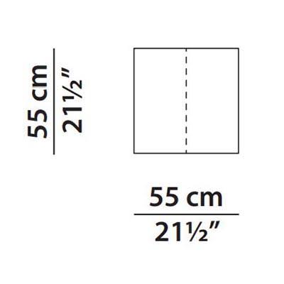 Cushion 55 x 55
