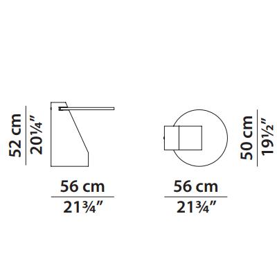 56x50cm