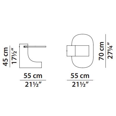 55x70cm