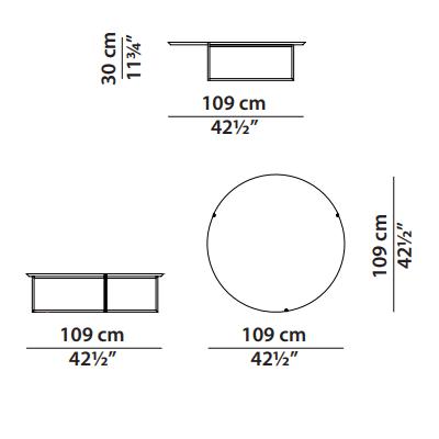 109cm