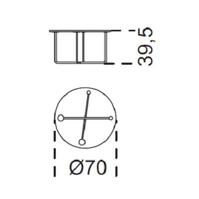 Ø 70 cm