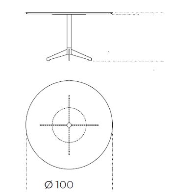 100xH47 cm