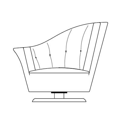 Left Armrest
