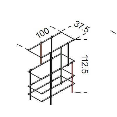 100x112.5 cm