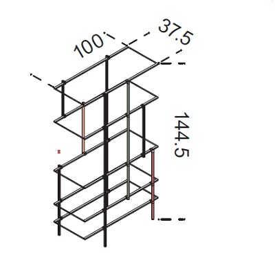 100x144.5 cm