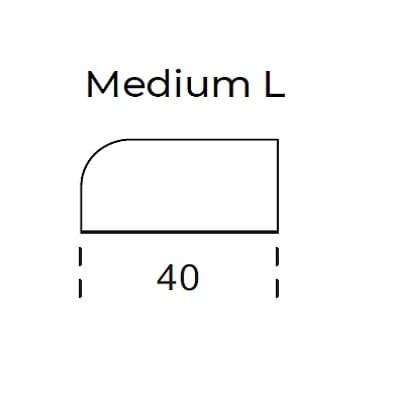 Medium Left