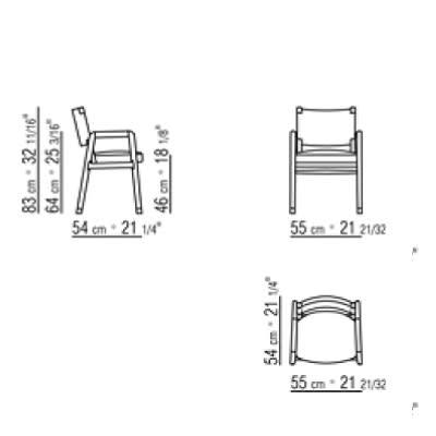 Chair (small armchair)