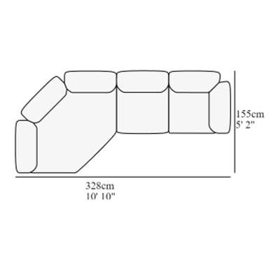 Angular 16 328x155 cm
