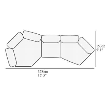 Angular 18 378x153 cm