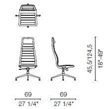 LS3 (Sedia base 4 razze )