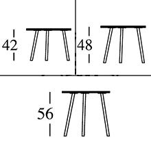 All Together h. cm. 42/48/56 - +2.885,50US$