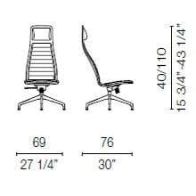 LSX 1 (Armchair)