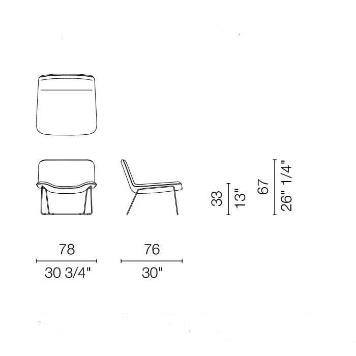 SG1T Armchair