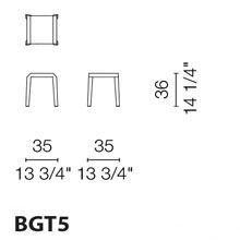BGT5 (Stool low)