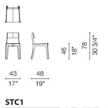 STC1 (Monocolor Chair)