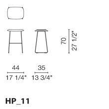 HP11 (Sgabello)
