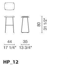 HP12 (Sgabello)