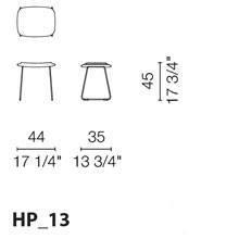 HP13 (Sgabello)