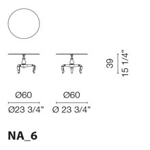 NA6 (Side Table) - +$132.42
