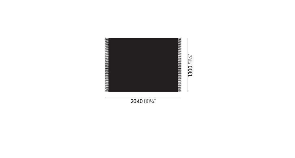 vitra colour block blankets