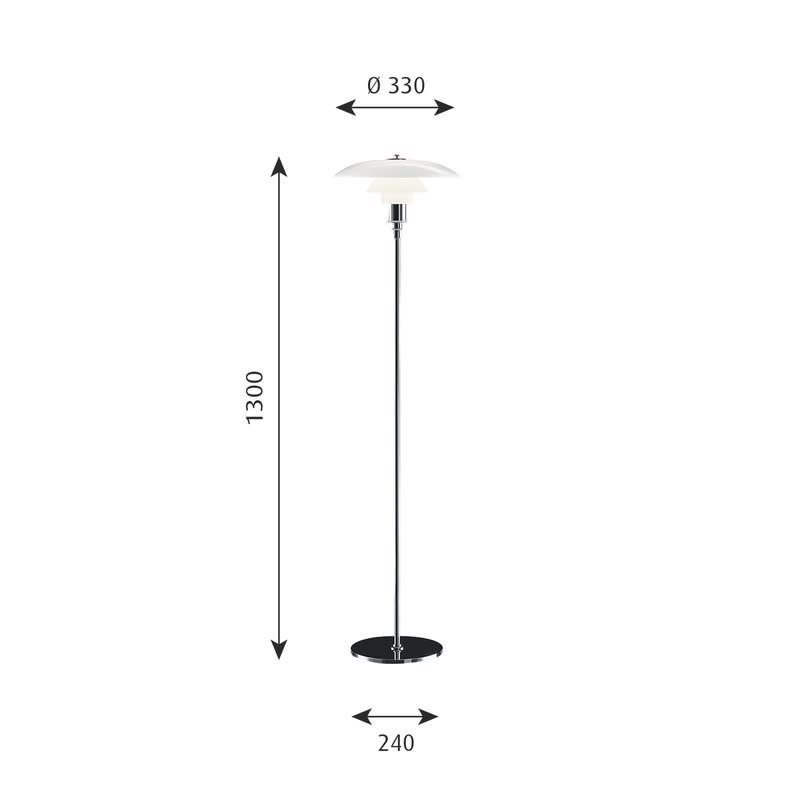 louis-poulsen-ph-3.5-2.5-lamp-dimensions