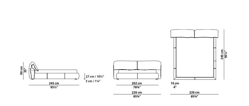 baxter-casablanca-bed-medium-dimensions