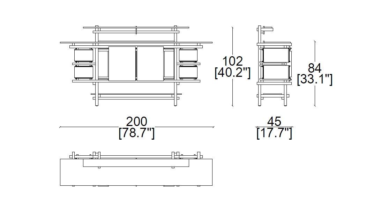 cassina-636-elling-buffet-size