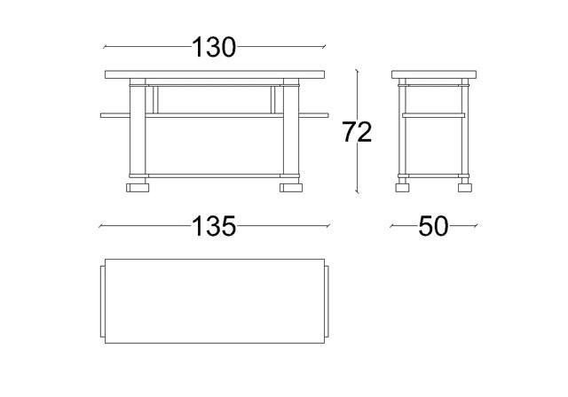 boynton hall table tavolo dimensioni