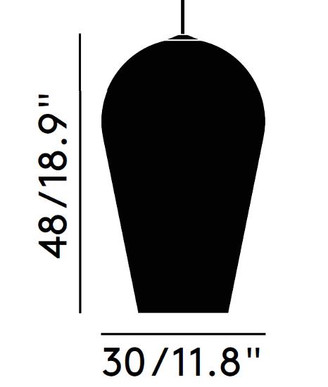 Fade dimensions