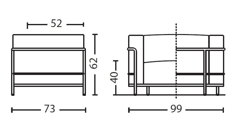 cassina-lc3-poltrona