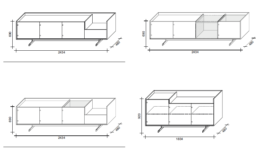 Lema Cases Dimensions