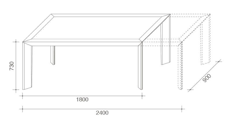 Lema Thera Table Dimensions