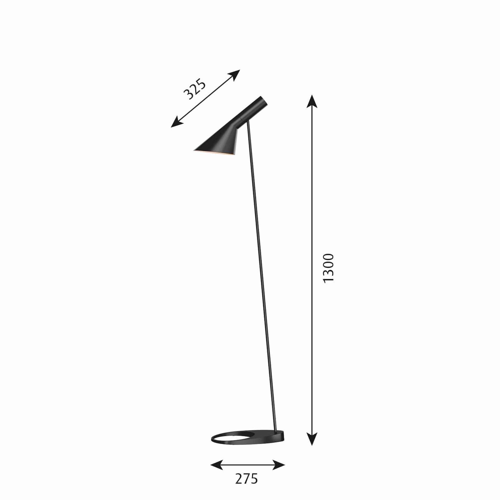 louis-poulsen-aj-lamp-black-dimensions