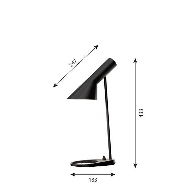 louis-poulsen-aj-mini-lamp-dimensions