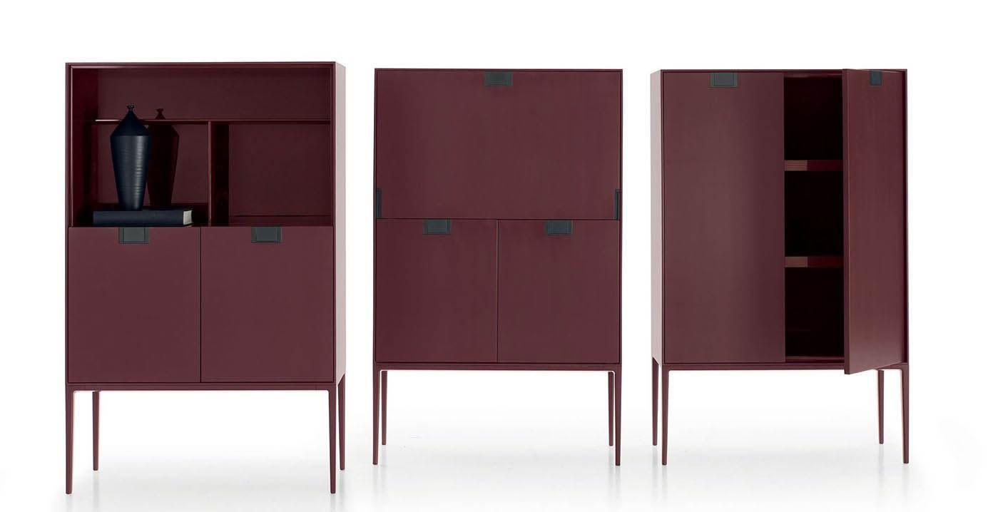 Maxalto Alcor Storage Unit Cabinet