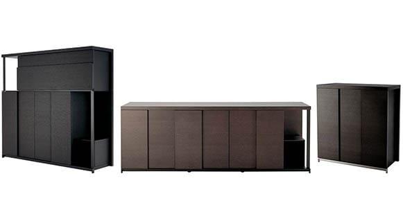 Maxalto Creso Storage Unit Series
