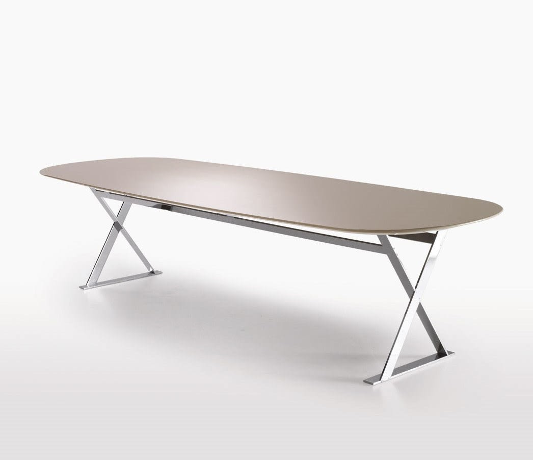 maxalto pathos rectangular table